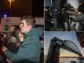 Итоги выходных: штурм Октябрьского, избиение в столичной пиццерии и название моста в Крым