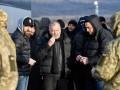 СБУ засекретила списки лиц, переданных в ОРДЛО