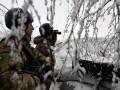 Новый год на Донбассе: ранен украинский военный