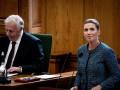 Премьер Дании рассмешила парламент историей о верблюде