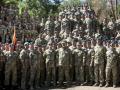 Порошенко рассказал о новом вооружении десантных войск