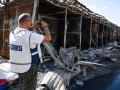 В ОБСЕ подтвердили обстрел Сартаны с позиций сепаратистов