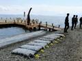 В Турции из моря выловили полторы тонны марихуаны