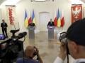 По Донбассу и возвращению Крыма и Украина и Польша скоординируют действия