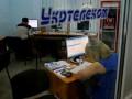 Укртелеком утратил связь с Крымом из-за захвата неизвестными узлов связи на полуострове