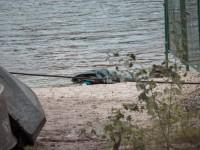 В Гидропарке из воды вытащили тело женщины