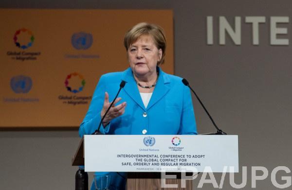"""Меркель смогла организовать встречу политических советников в """"нормандском формате"""""""