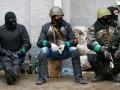 Донецкий военкомат поручили охранять партнеру
