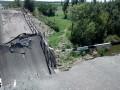 Под мостом в Луганской области нашли 10 килограмм взрывчатки
