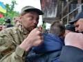 Авакова-собаку повісим на гілляку: националисты пикетировали МВД