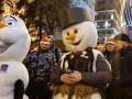 Факелов не будет: Нацкорпус провел шествие в честь Бандеры
