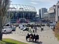 Полиция перешла на усиленный режим перед выборами