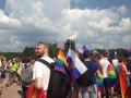В центре Санкт-Петербурга прошел гей-прайд (фото)