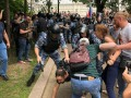 В Москве задержаны 200 участников несанкционированного митинга