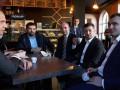 Геращенко собрался оштрафовать Зеленского за визит в кафе