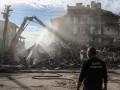 Смертоносное землетрясение в Турции. Фоторепортаж
