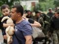 Количество переселенцев из Донбасса превысило 80 тысяч человек - ООН