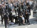 ЕС осудил действия властей РФ во время протестов