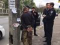 В Киеве мужчина ударил подростка ножом в ягодицы