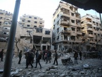В Сирии повстанцы сбили правительственный самолет