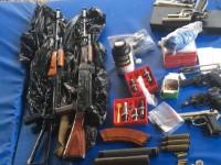 В Киеве задержали подпольного оружейника