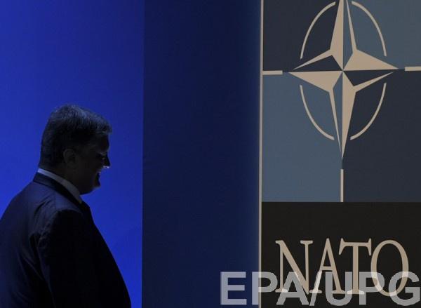 Порошенко надеется на практическую помощь от НАТО после саммита