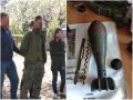 У экс-бойца Правого сектора изъяли арсенал оружия