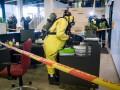 В Вильнюсе эвакуировали редакцию местного издания из-за письма с порошком