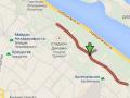 Ради расширения Парковой дороги в Киеве вырубят более 200 деревьев