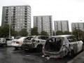В Швеции задержали подозреваемых в массовом поджоге машин