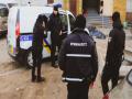 В Киеве из окна многоэтажки выпал нацгвардеец