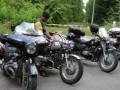 В Умани проходит ежегодный байкерский слет Назад в СССР!