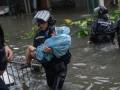 От мощного тайфуна Мангхут в Гонконге пострадали 362 человека