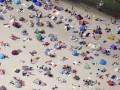 На итальянских пляжах открылись библиотеки