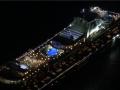 В Японии круизный лайнер поместили на карантин из-за коронавируса