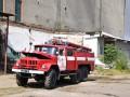 В Вознесенске пятые сутки тушат пожар на мясокомбинате