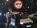 В Киеве произошла жестокая драка между водителями