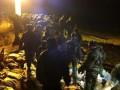 Прорыв дамбы в Бортничах: на месте происшествия работают военные