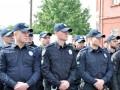 В Умань прибыли 550 полицейских для охраны правопорядка на Рош-ха-Шана