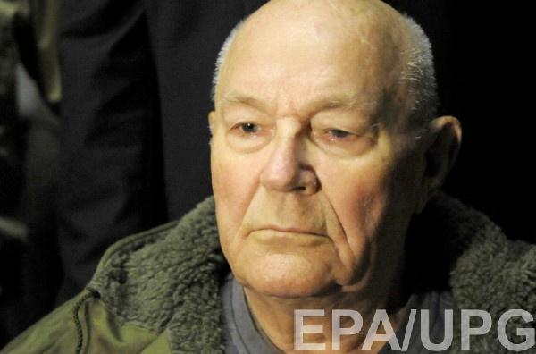 До самой смерти он отрицал, что работал охранником в лагере