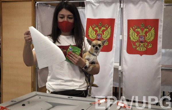 В России новость о поправках к Конституции иллюстрировали фейком