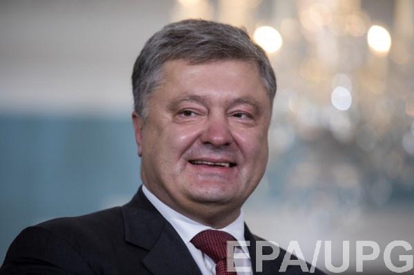 Президент Украины является одним из самых богатых чиновников Украины