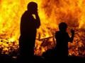 Пожар в Полтавской области: погибли два человека