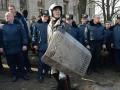 Милиция с народом. Фотогалерея Майдана 21 февраля