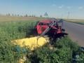 В Донецкой области автомобилист врезался в бетонную стелу и погиб