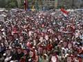 Египетские военные заявляют, что не стреляли в сторонников Мурси