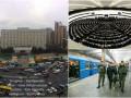 Итоги 5 апреля: протест маршрутчиков, дебаты по безвизу и