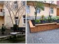 До и после: как во Львове выглядят обновленные внутренние дворы