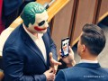 Кива пришел в Раду в маске Джокера
