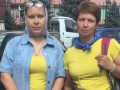 В Симферополе задержали женщин в сине-желтой одежде – журналист